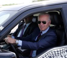 'I'm only teasing': Biden jokes about hitting journalist with truck when asked about Israel
