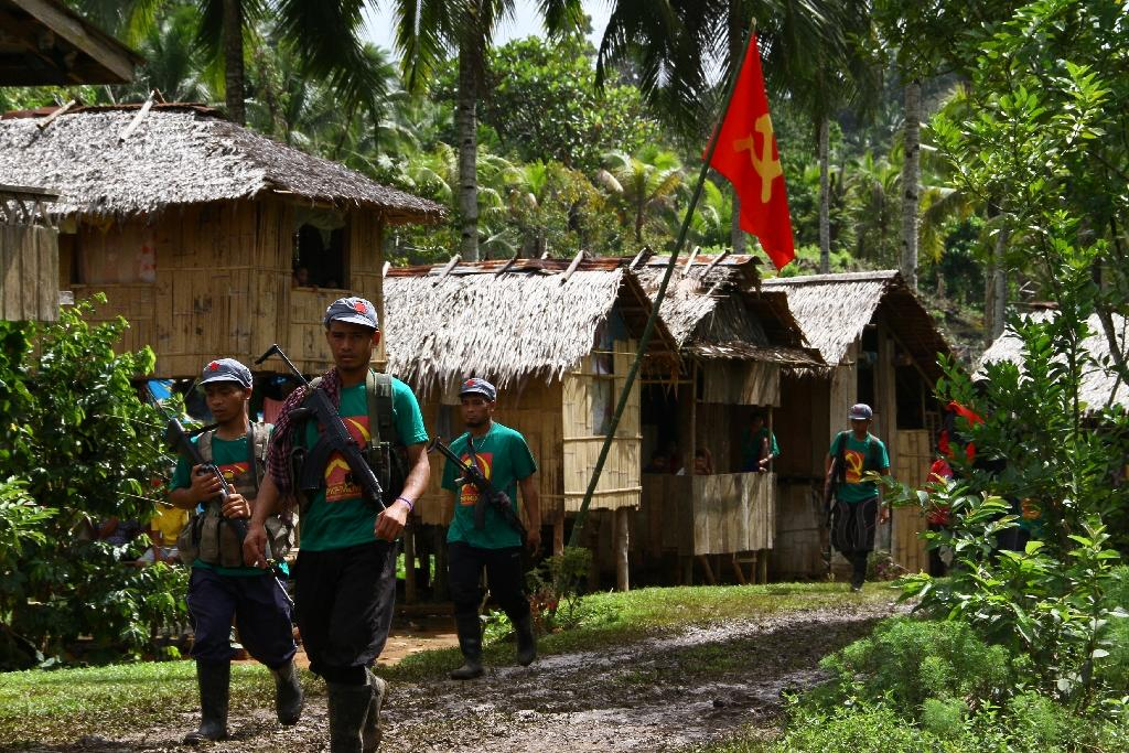 Philippine communist rebels kill 3 soldiers: military