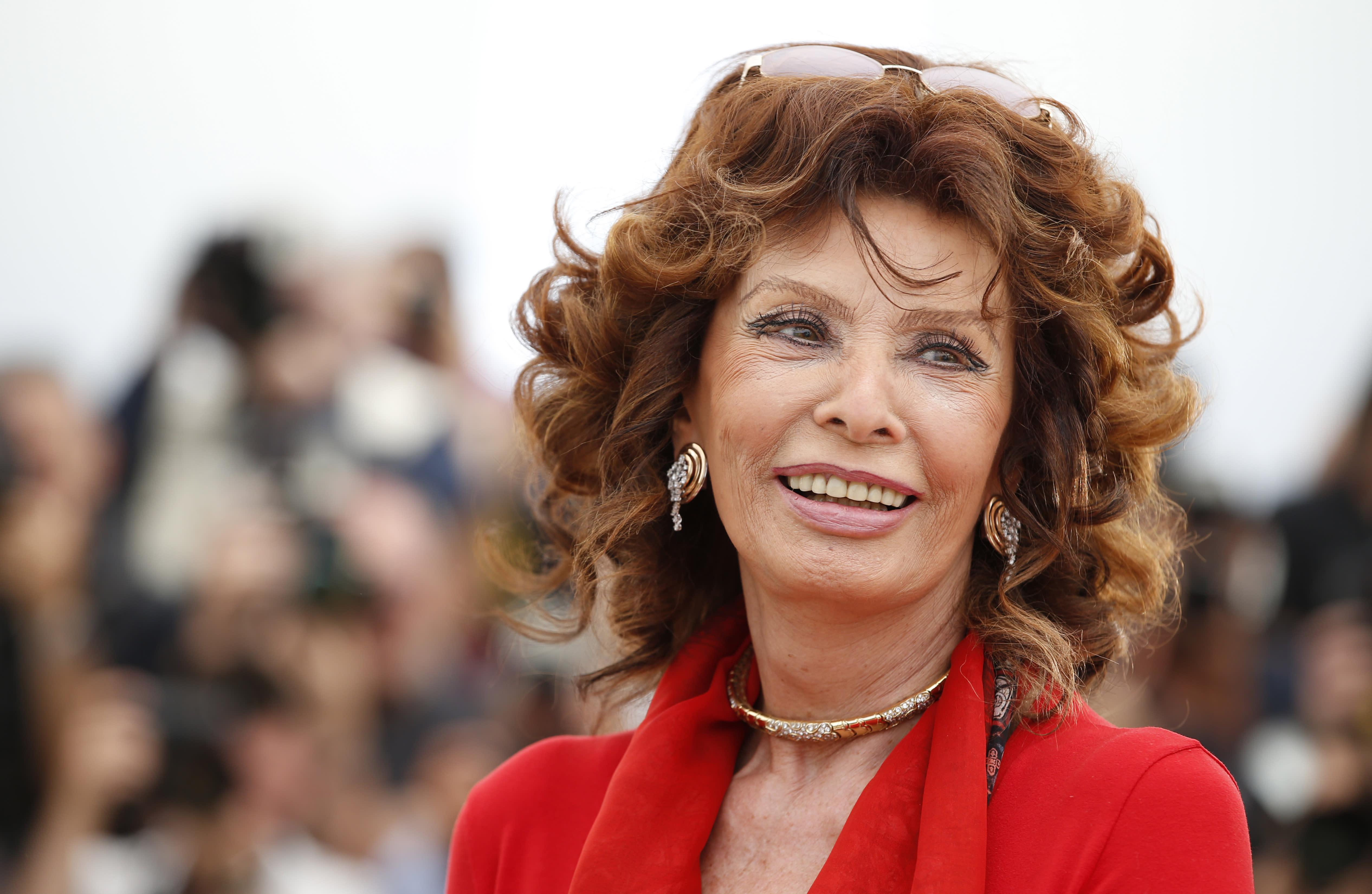 """De """"patito feo"""" a sex symbol: el día que Sofía Loren descubrió lo que realmente se necesita para conquistar el mundo"""