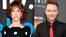 Kathy Griffin had a dramatic reaction to Chris Hardwick being cleared of abuse allegations
