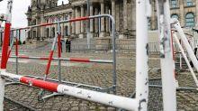 Corona-Demonstration: Berlin will Bundestag künftig besser schützen