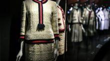 A l'heure de la pandémie, les expositions de mode cartonnent en France