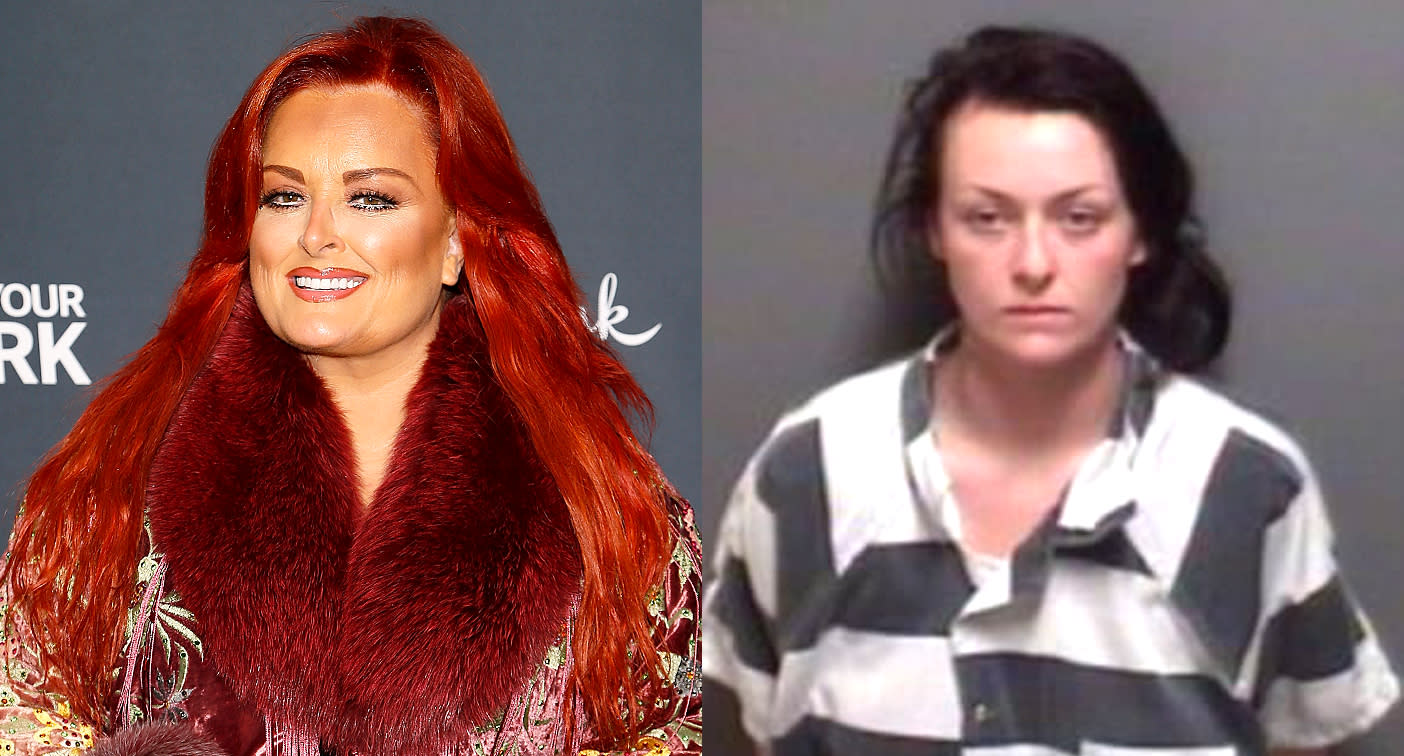 Wynonna Judd's troubled daughter sentenced to 8 years in