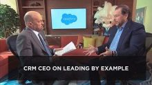 Cramer's Exec Cut: How top CEOs like Marc Benioff stay fo...