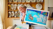 Elmer author David McKee: 'I've never been a prize winner'