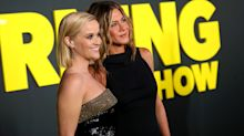 Jennifer Aniston and Reese Witherspoon reveal what they'd be doing if they weren't actors