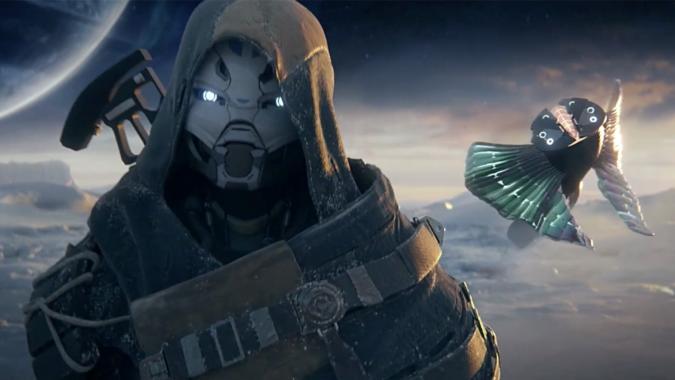 The Stranger in 'Destiny 2: Beyond Light'