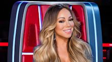 Mariah Carey jumps ship from 'American Idol' to 'The Voice'