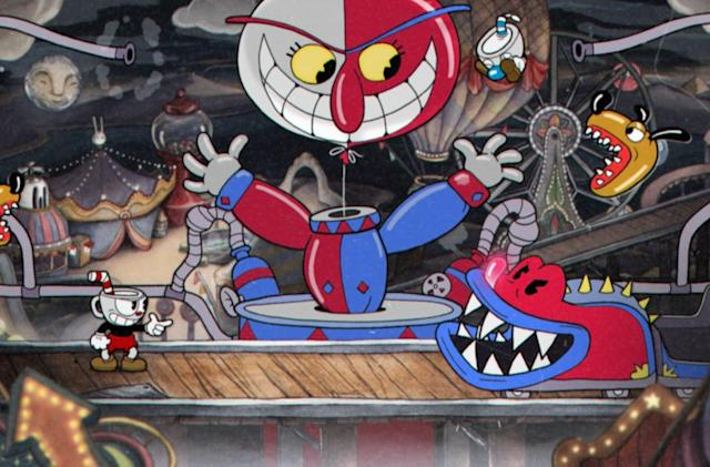 'Cuphead' is as wondrous as it is difficult