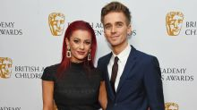 Joe Sugg says girlfriend Dianne Buswell is 'not ok' after shock 'Strictly' exit