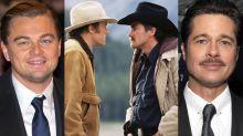 Leo DiCaprio y Brad Pitt podrían haber sido los cowboys enamorados de Brokeback Mountain