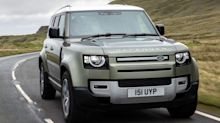 Land Rover commits to hydrogen fuel cell power for Defender