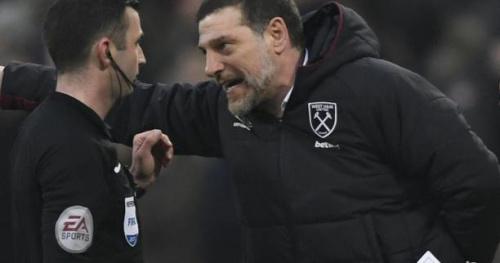 Foot - ANG - West Ham - West Ham devrait se séparer de Slaven Bilic en cas de défaite contre Swansea
