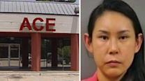 Massage parlor accused of offering sexual services