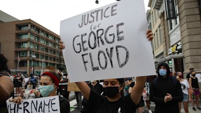 Nike on George Floyd death: 'Don't turn your back on racism'