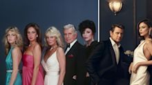 Dynasty then vs now: How the reboot's cast compares