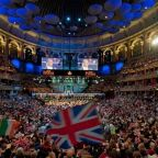 BBC Proms: Conductor Dalia Stasevska 'heartbroken' after being wrongly blamed for 'Rule Britannia' controversy