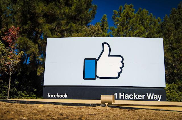 Facebook bug allowed other sites to view users' likes and interests