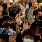 China accuses US of seeking to 'destroy' Hong Kong