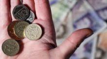 UK GDP growth revised upwards