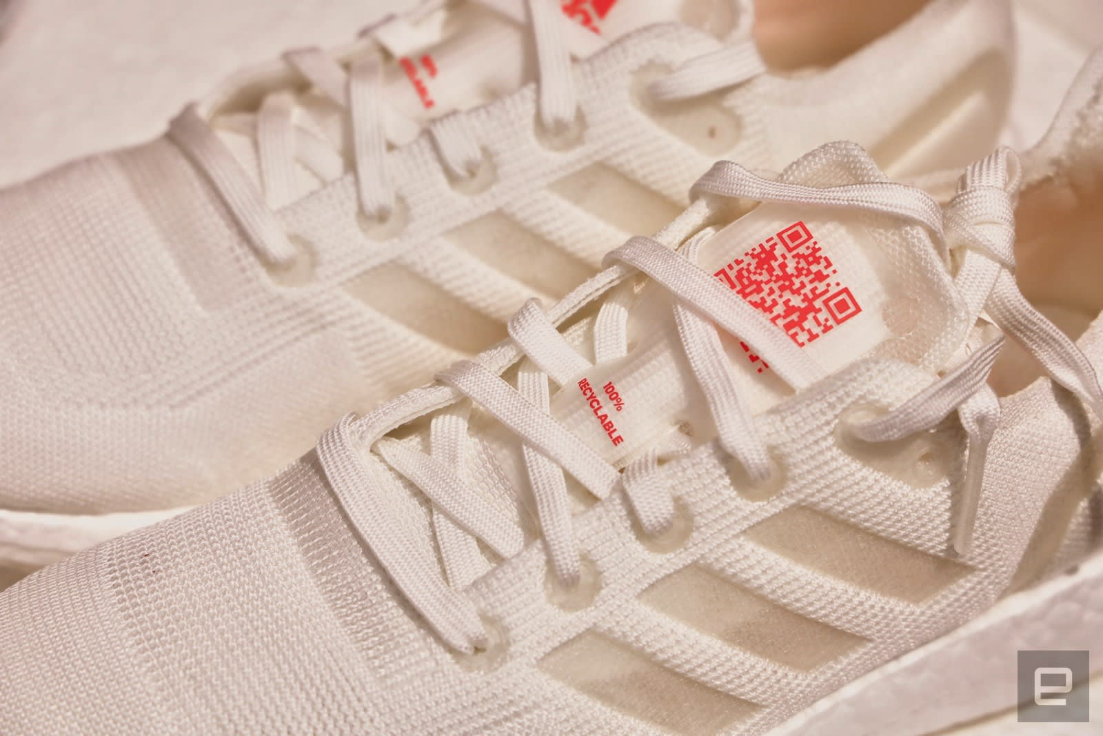 Adidas pledges to make 11million trainers from recycled