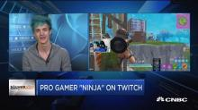 "Pro gamer Tyler ""Ninja"" Blevins smashes records with Fort..."