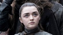 'Game Of Thrones' Stars Had Most Relatable Response To That Arya Bombshell