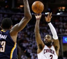 Report: Pacers offered Paul George for Kyrie Irving