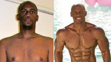 Overweight dad drops 47 pounds in 9 months in life-saving body transformation