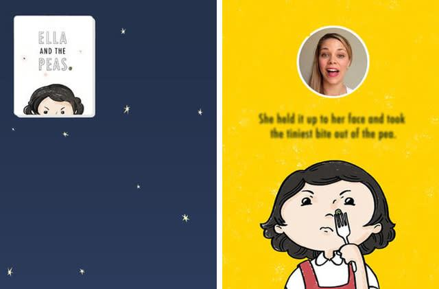 Read to your children from afar using the Storybook Reading app