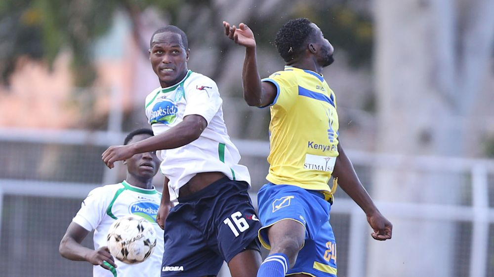 Western Stima pick one point against Thika United