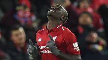 Sadio Mane displaces Mohamed Salah to win Liverpool's monthly award
