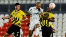 Palmeiras empata fora de casa com o Guaraní (0-0) pelo Grupo B da Libertadores
