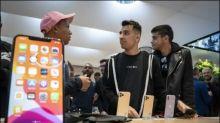 Weltweiter Verkauf von Smartphones sinkt im ersten Quartal um ein Fünftel