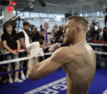 Conor McGregor unimpressed with 'The McGregor Challenge'