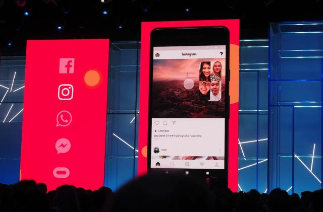 Instagram adds video chat to its stable of social features