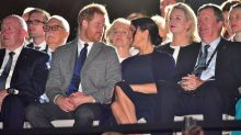 Meghan Markle Wore Navy Stella McCartney to the Invictus Games Opening Ceremony