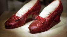 Stolen ruby slippers from the original 'Wizard of Oz' recovered 13 years later