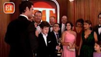 Backstage At The Emmys With 'Modern Family'