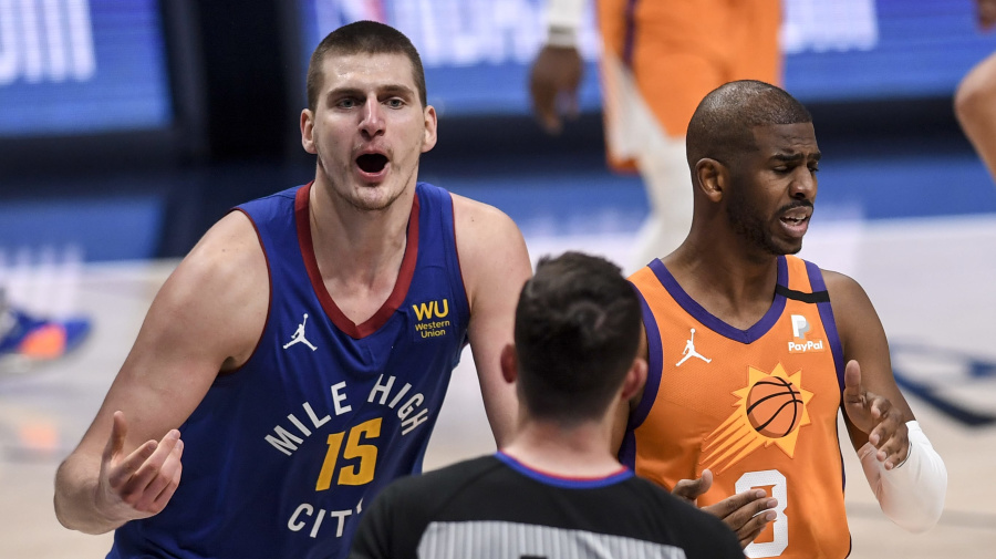 Nuggets have no answers for Suns