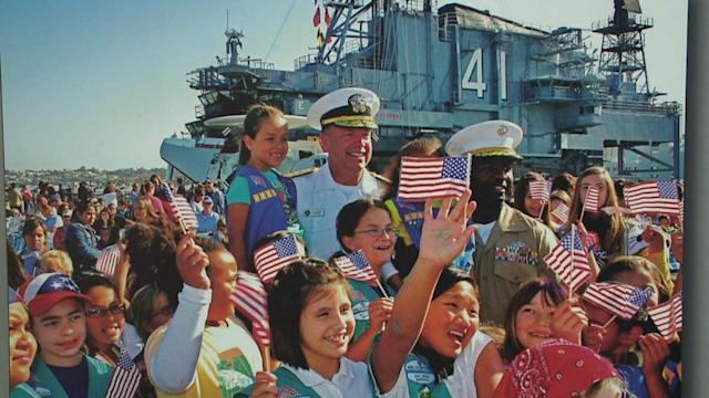 USS Midway Museum Receives Largest Grant In Its History