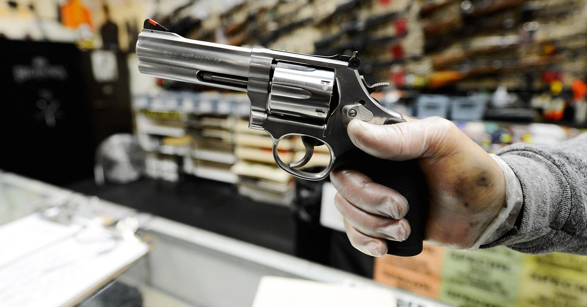 Smith & Wesson trades near all-time high