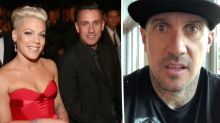 Pink's husband argues with Aussie woman over petrol mistake