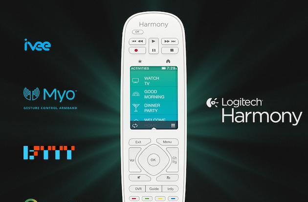 Logitech wants to link the living room with the rest of your smart home