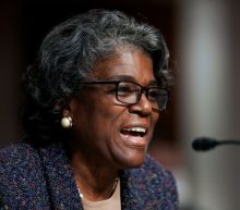 U.S. Senate confirms Biden U.N. nominee Thomas-Greenfield