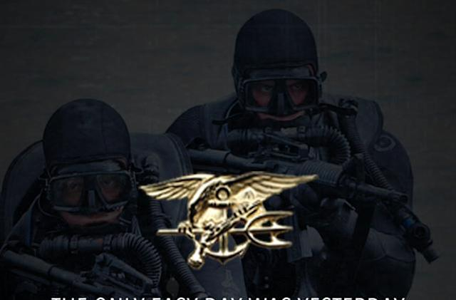 Find out how you measure up with the Official Navy SEAL app