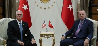 Turkey agrees to 5-day ceasefire in Syria, says Pence