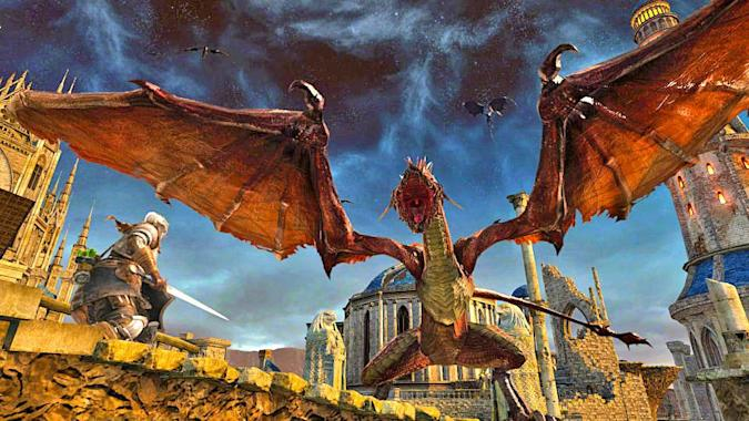 JXE Streams: We conquer our fear of 'Dark Souls 2' on PS4