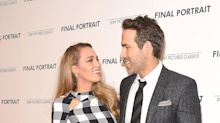 Blake Lively and Ryan Reynolds' Red Carpet PDA