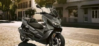 BMW C 400 GT teased ahead of launch in India